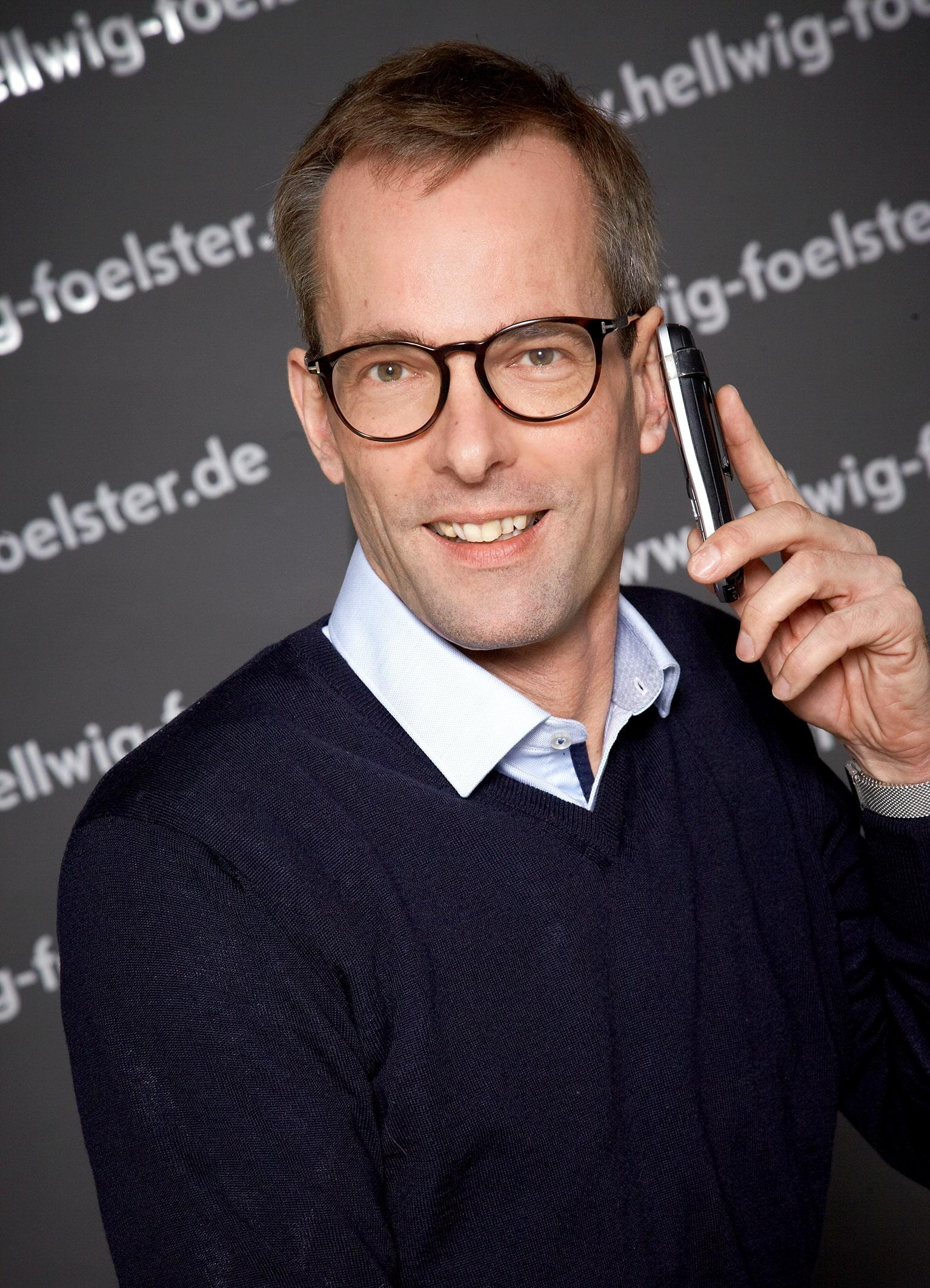 Knut Rehlen - Disposition