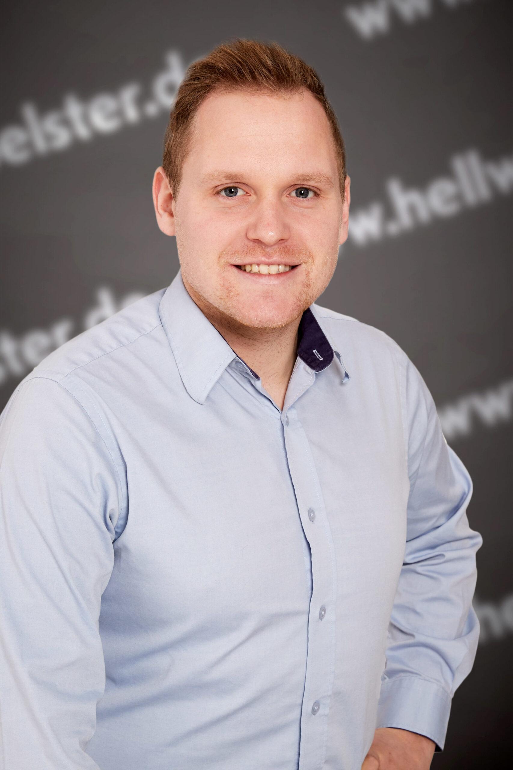 Verkaufsberater Finn Ossenbrueggen
